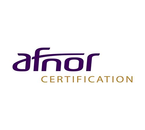 logo certification afnor
